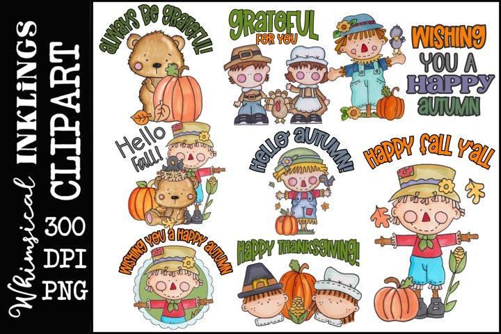 Happy Fall YAll -Sublimation Bundle