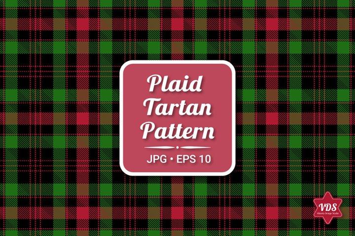 Plaid Pattern. Christmas seamless Pattern. Tartan.