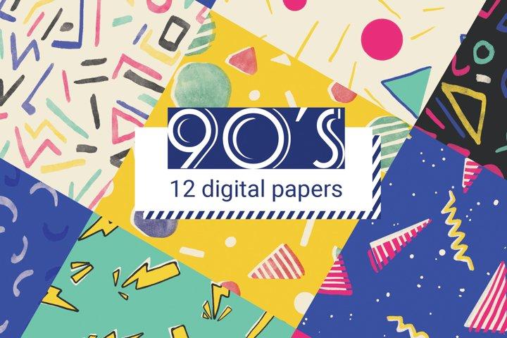 Memphis Digital Papers