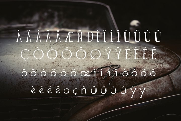 The Anomali - Free Font of The Week Design4