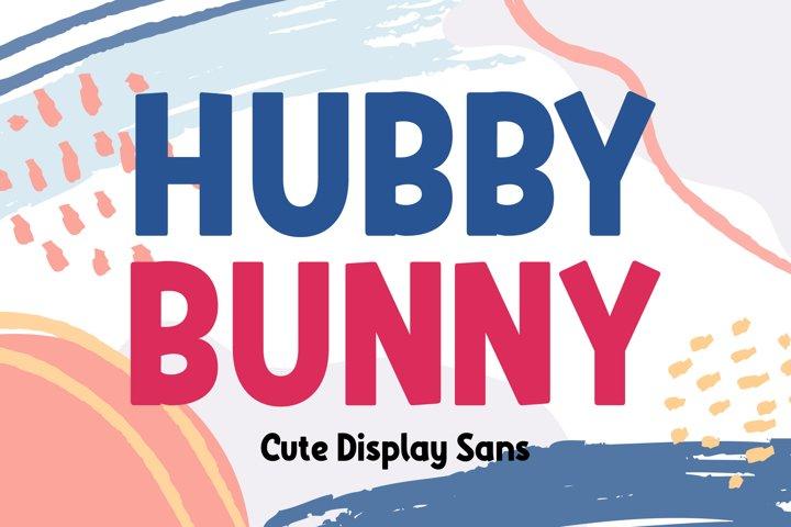 Hubby Bunny