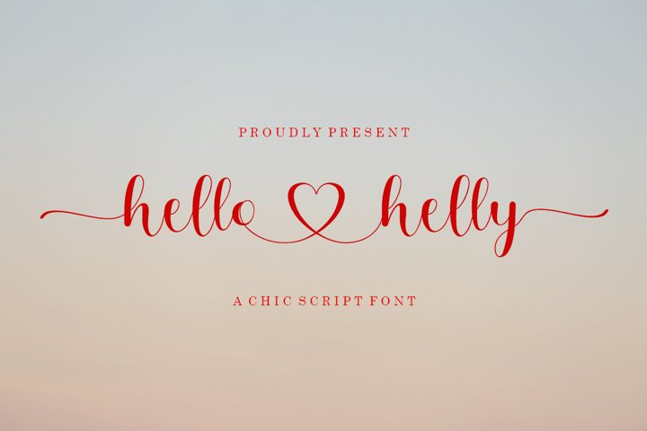 Hello helly