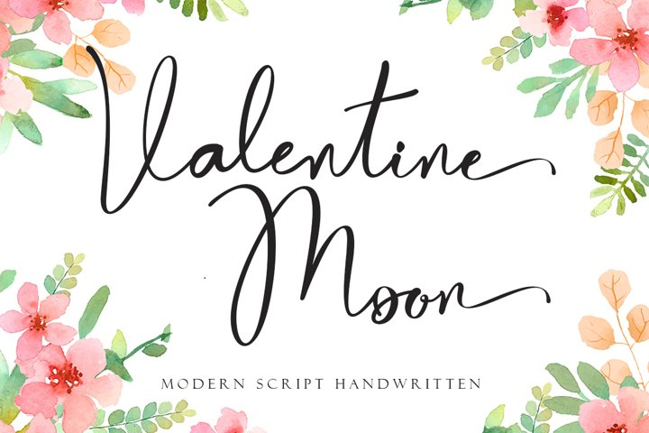 Valentine Moon