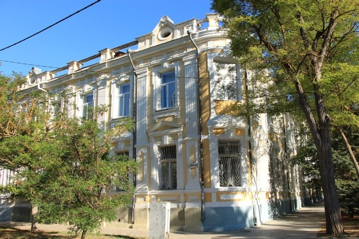 architectural style of the seaside city