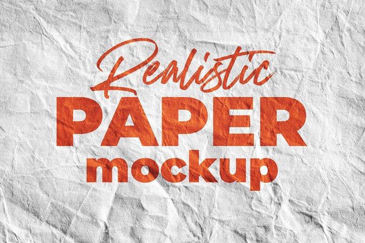 SGM - Paper Logo Mockup. 01