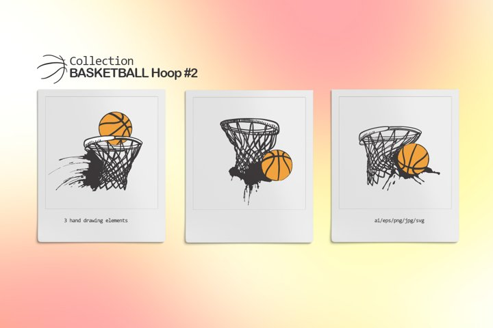 Collection Basketball Hoop #2