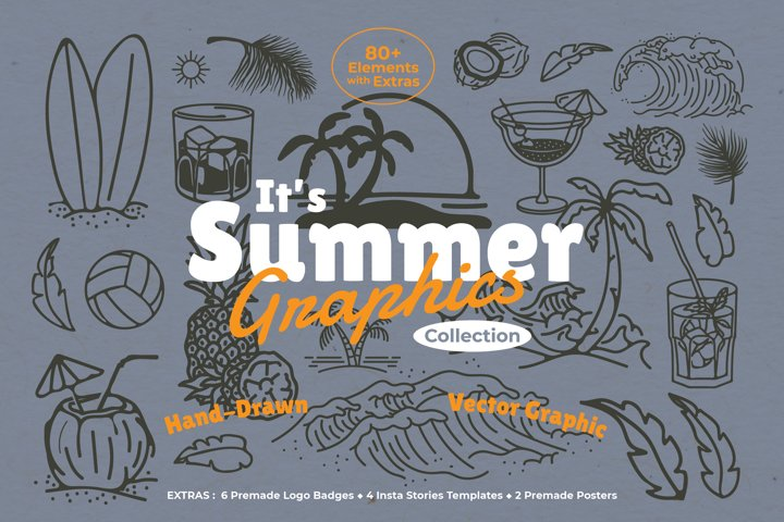 Its Summer Graphics Collection