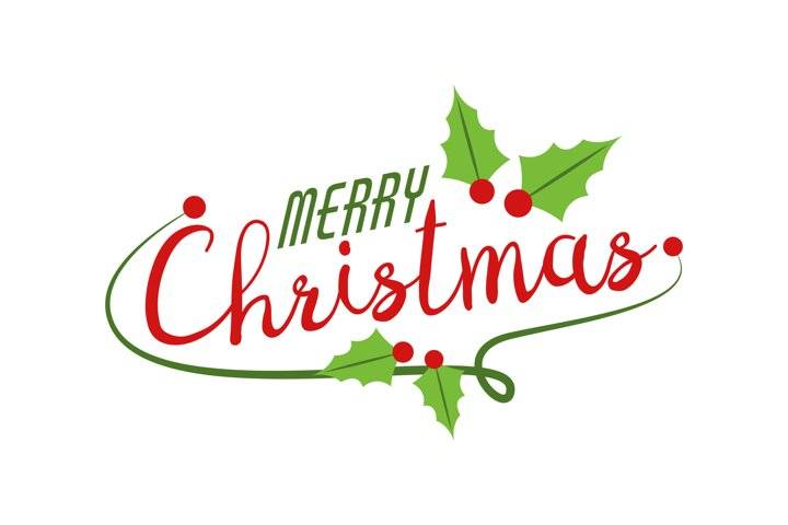 Merry Christmas Clipart