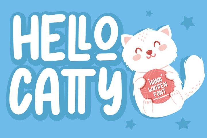 Hello Catty