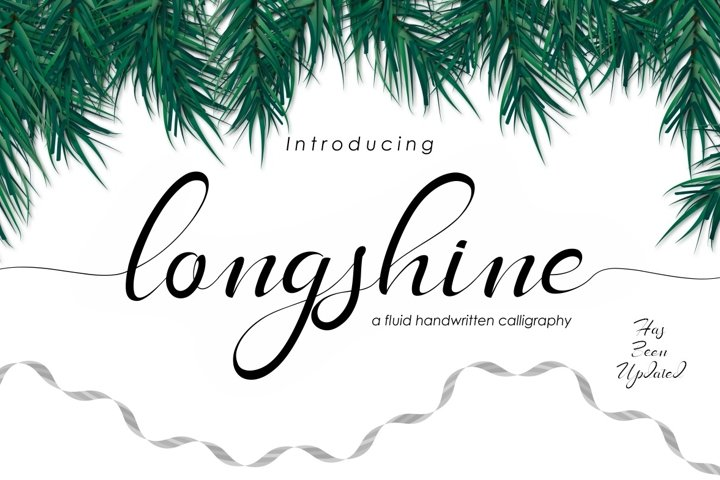 Long Shine Script