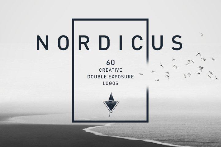 Nordicus. 60 Creative Logos