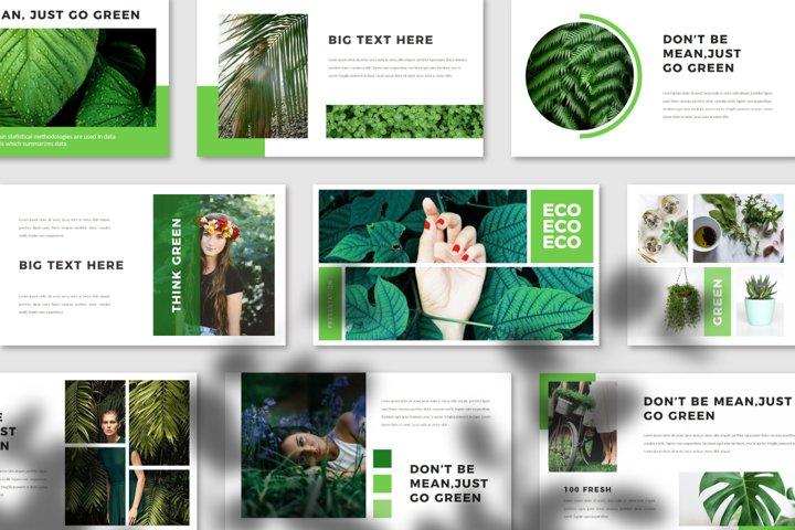 Eco Multipurpose - Google Slide