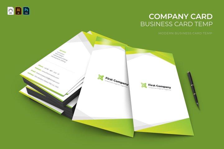 Company Card | Business Card