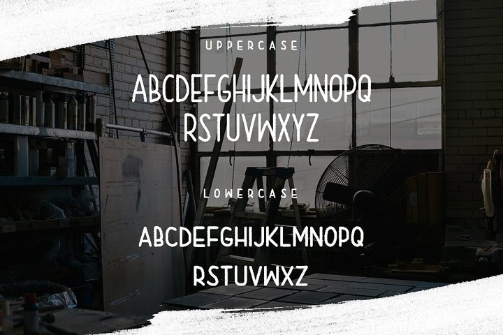 Rainday Typeface Font - Free Font of The Week Design1