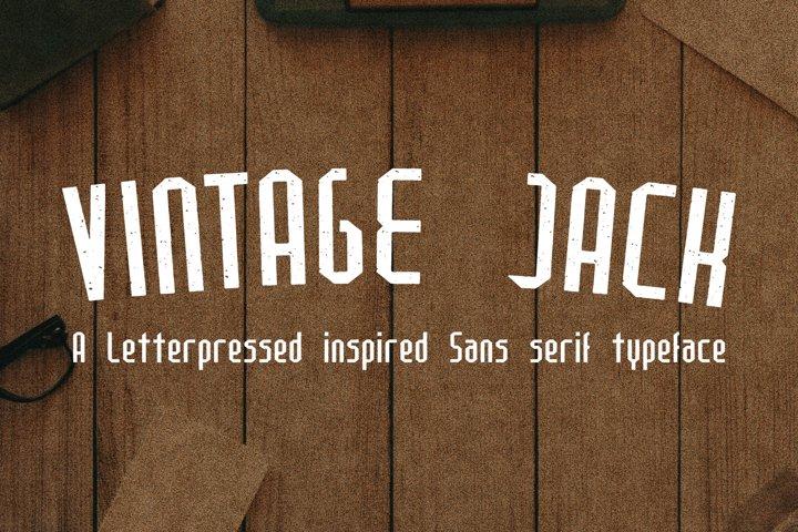 Vintage Jack example