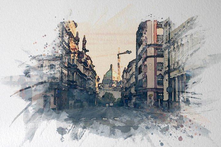 Watercolor effect-04