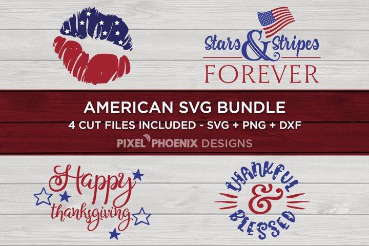 America SVG Bundle, USA SVG