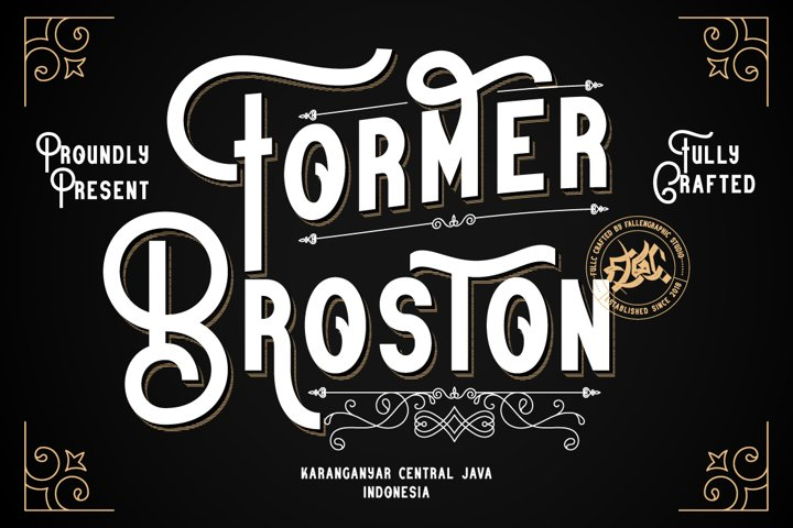 Former Broston