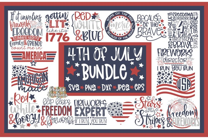 America Svg, 4th of July Svg, Home of the Free Svg, Brave