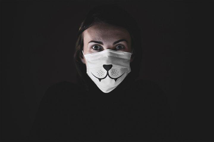 Funny Face Mask SVG Bundle, 14 Funny Designs for Mask - Free Design of The Week Design4