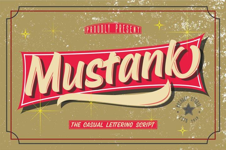 Mustank Casual Script