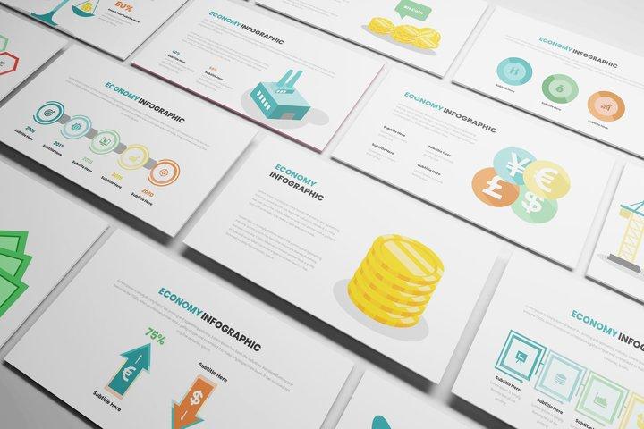 Economy Infographic Keynote Template