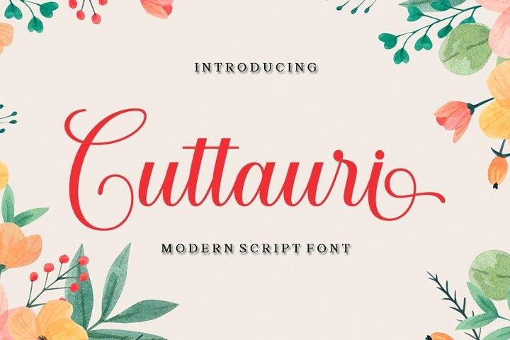 Cuttauri Script