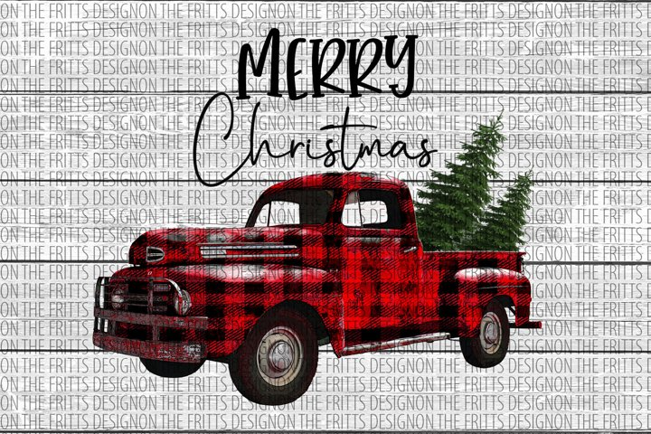 Merry Christmas Digital Design