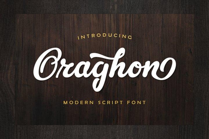 Oraghon Script