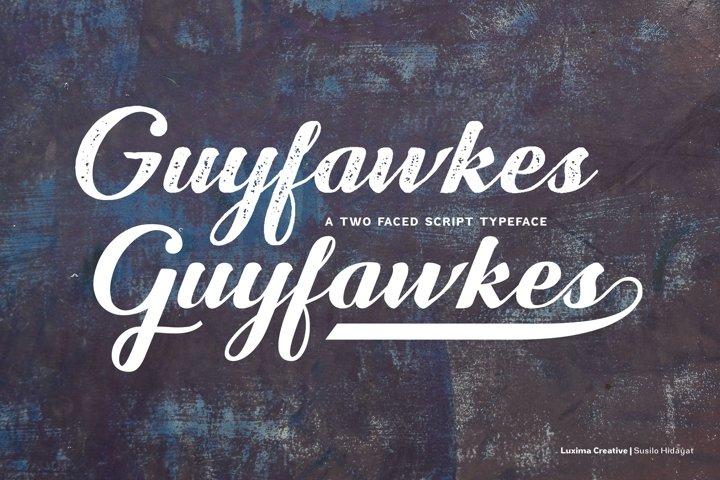 Guyfawkes Script