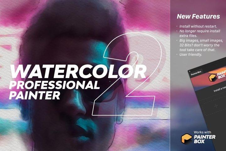 PainterBox   Watercolor Pro 2