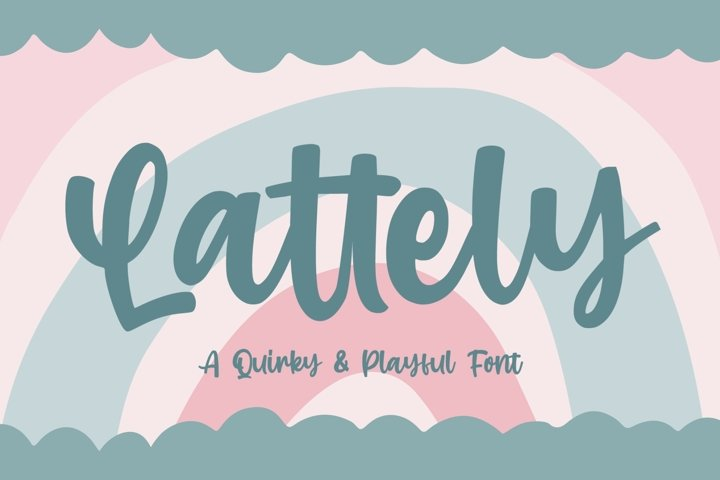 Lattely - a Quirky & Playfull