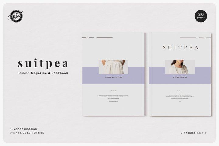 SUITPEA Fashion Magazine & Lookbook