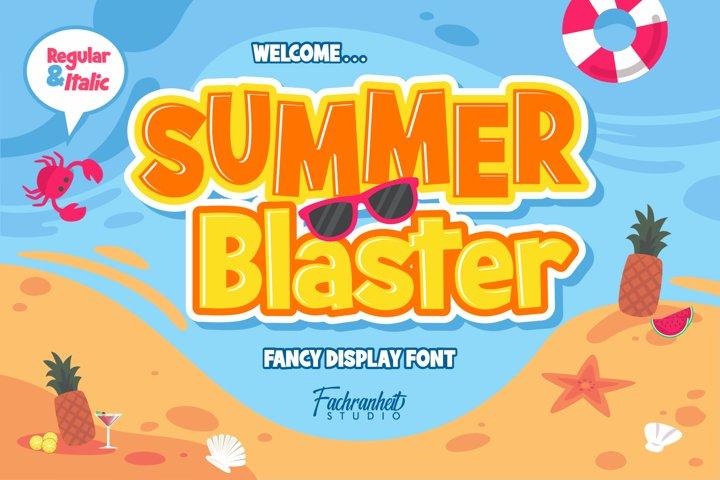 Summer Blaster
