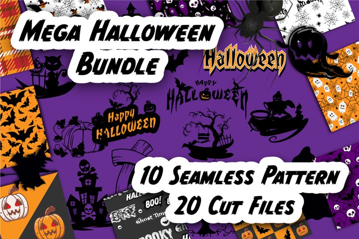Halloween - Craft Bundle