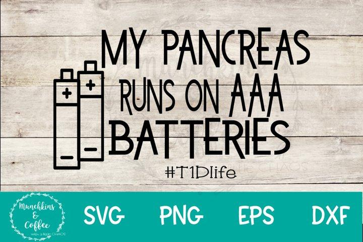 AAA Batteries-SVG