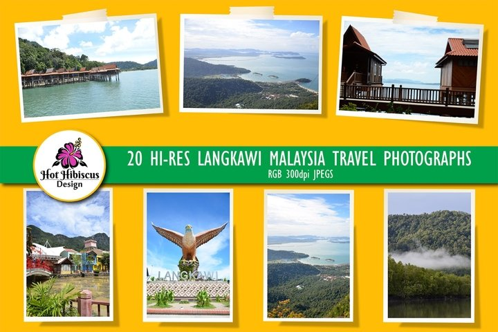 Langkawi Malaysia Travel Photography Bundle