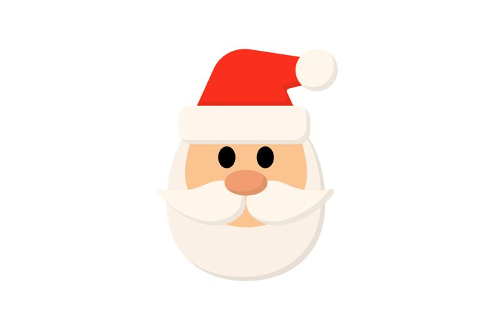 Santa icon for your business