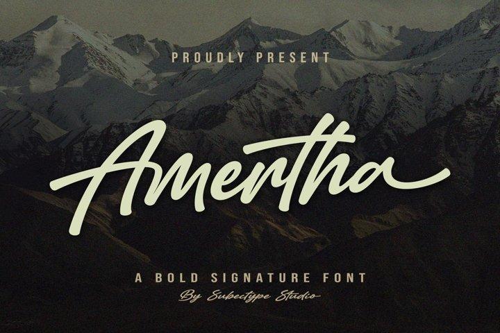 Amertha