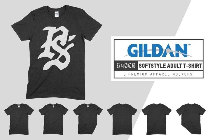 Gildan 64000 Softstyle Adult T-Shirt