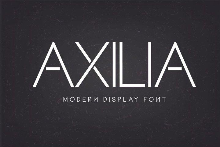Axilia - Modern Display