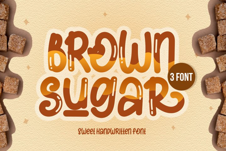 Brown Sugar Handwritten Font