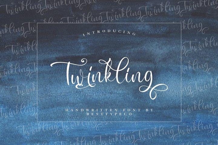 Twinkling