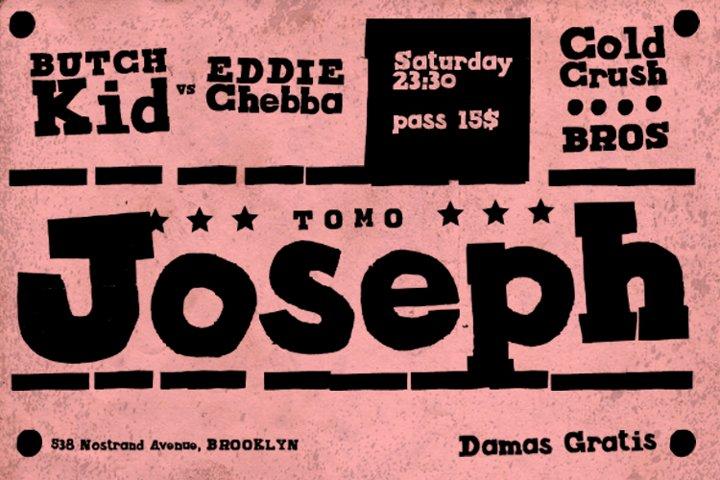 TOMO Joseph