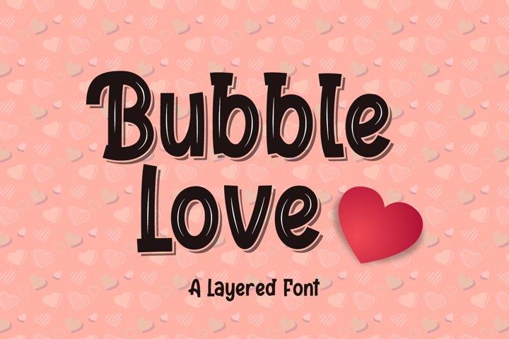 Bubble Love