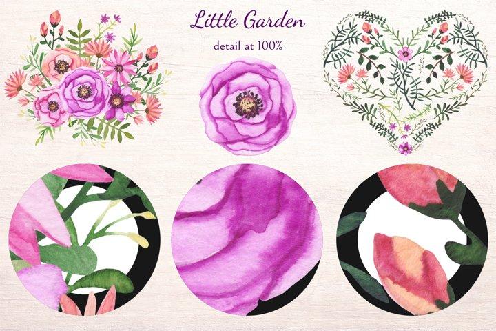 Little Garden example 9
