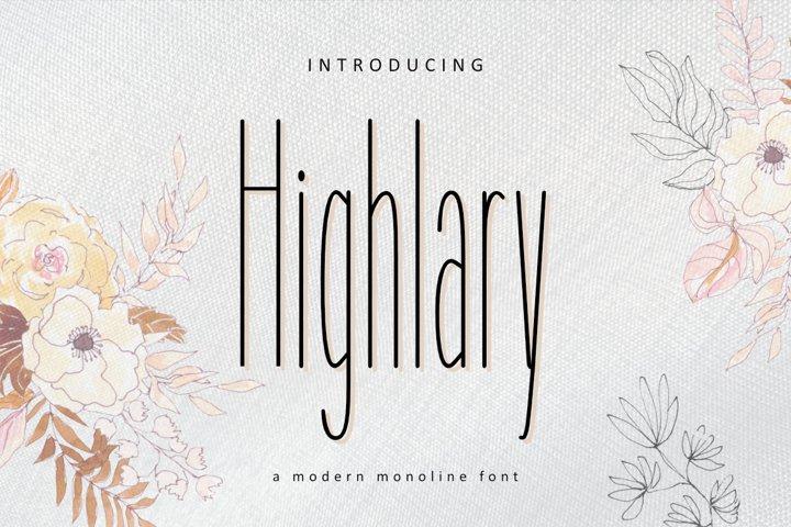 Highlary