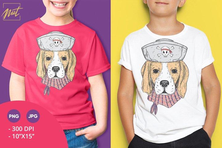 Sublimation baby. Dog sublimation png. Dog print beagle dog