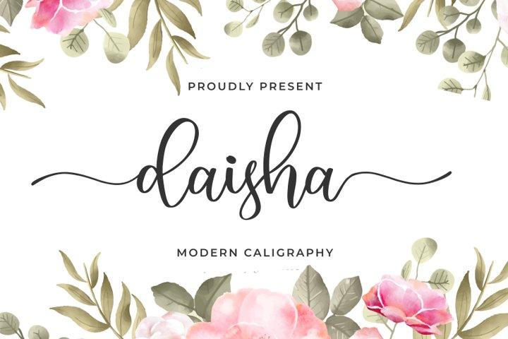 Daisha