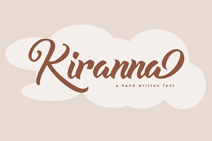 Kiranna
